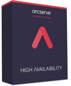 Arcserve High-Availability